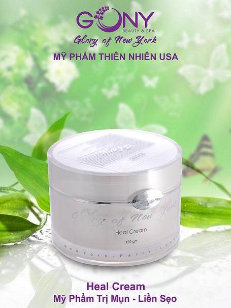 Heal Cream - Mỹ phẩm trị mụn, liền sẹo